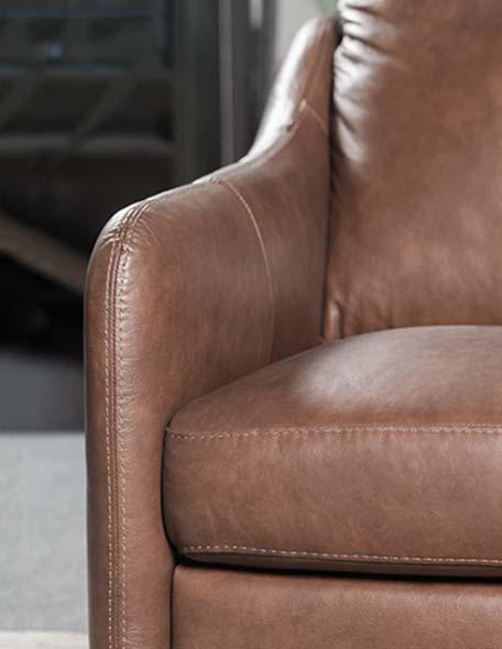 Sofa da thật italia nội thất kenli