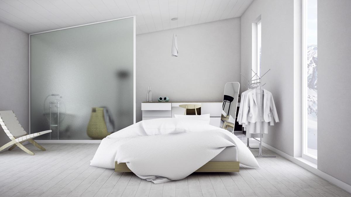 Chết lịm với những mẫu phòng ngủ đẹp mê ly
