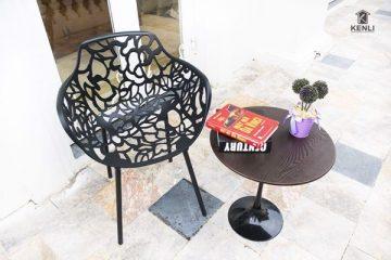 Thêm nhiều lựa chọn với thiết kế ghế ngoài trời tương tự Cast Magnolia