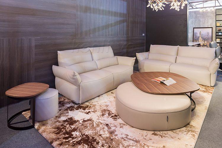 Sofa da Emma văng 2 cao cấp