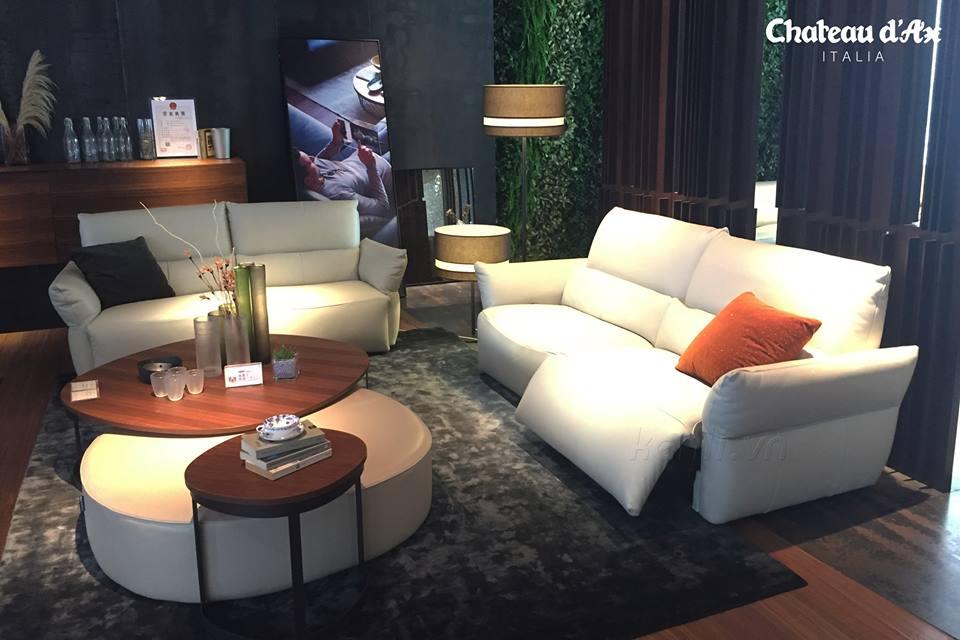 Sofa Emma – Mảnh ghép tinh tế cho nội thất phòng khách hiện đại