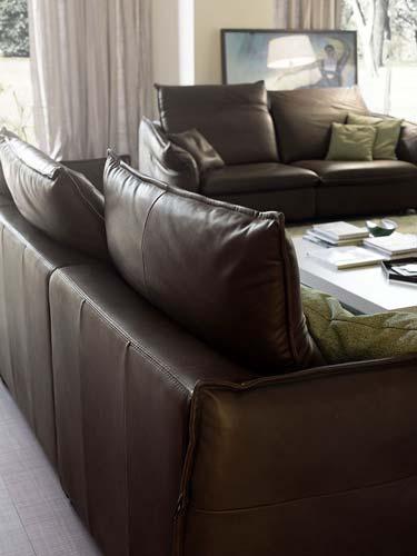 Sofa da thật Italia Softy full bộ (Văng 3 + Văng đơn + 2 Ghế Eastway)8