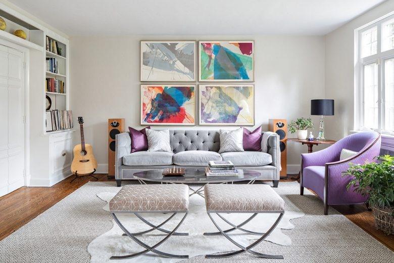 15 mẫu phòng khách chung cư đẹp hiện đại xu hướng 2020