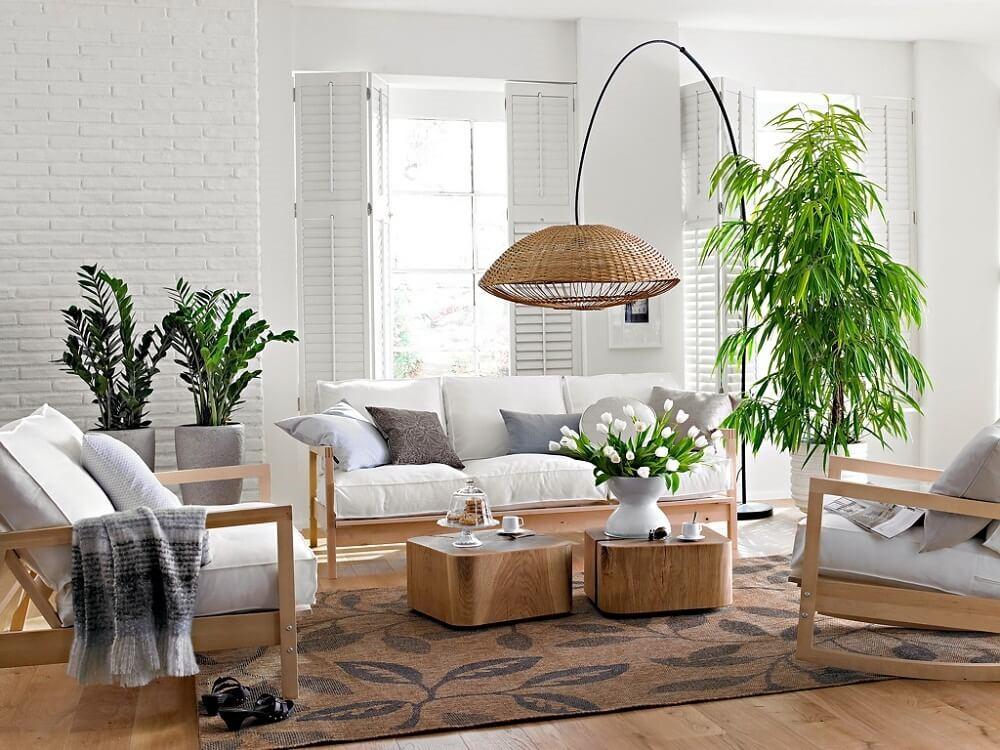 15 mẫu phòng khách chung cư đẹp hiện đại sang trọng