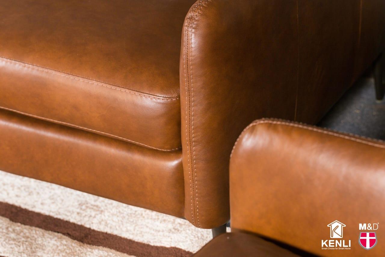 sofa da nhập khẩu MD