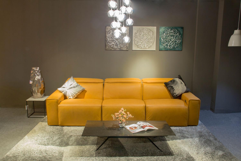 Sofa EE87 vàng
