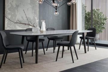 3 mẫu bàn ăn hiện đại bài trí đâu cũng đẹp