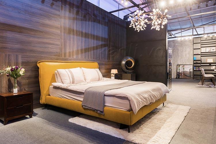 4 mẫu giường ngủ chung cư cao cấp được săn đón hiện nay