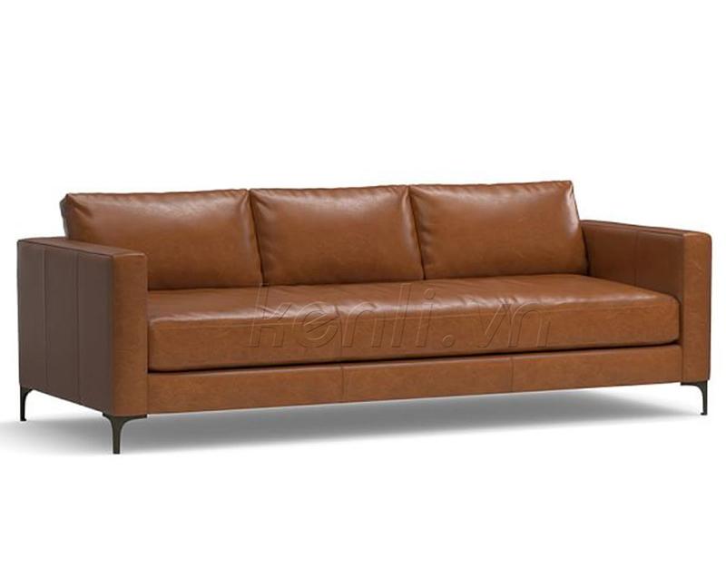 Sofa phòng khách nhập khẩu Pottery Barn Jake