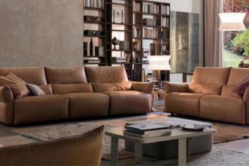 7 mẫu sofa da làm mưa làm gió trên thị trường thế giới
