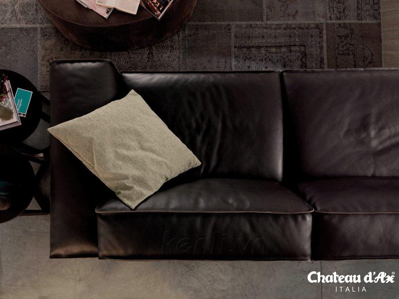 Sofa da nhập khẩu
