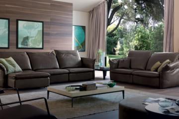 5 mẫu sofa da nhập khẩu Ý cao cấp được ưa chuộng nhất 2018