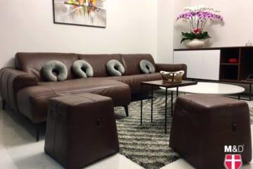 Sofa E119 & Bàn Turner – Nhà chị Nhung Gò Vấp Hồ Chí Minh