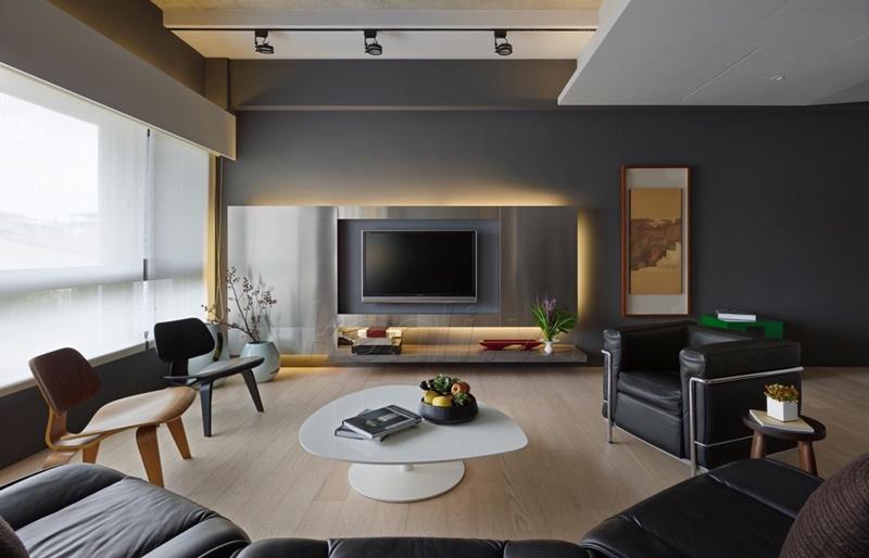 mẫu phòng khách đẹp