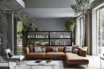 Mãn nhãn với 5 mẫu thiết kế phòng khách biệt thự hiện đại Italia hot nhất hiện nay