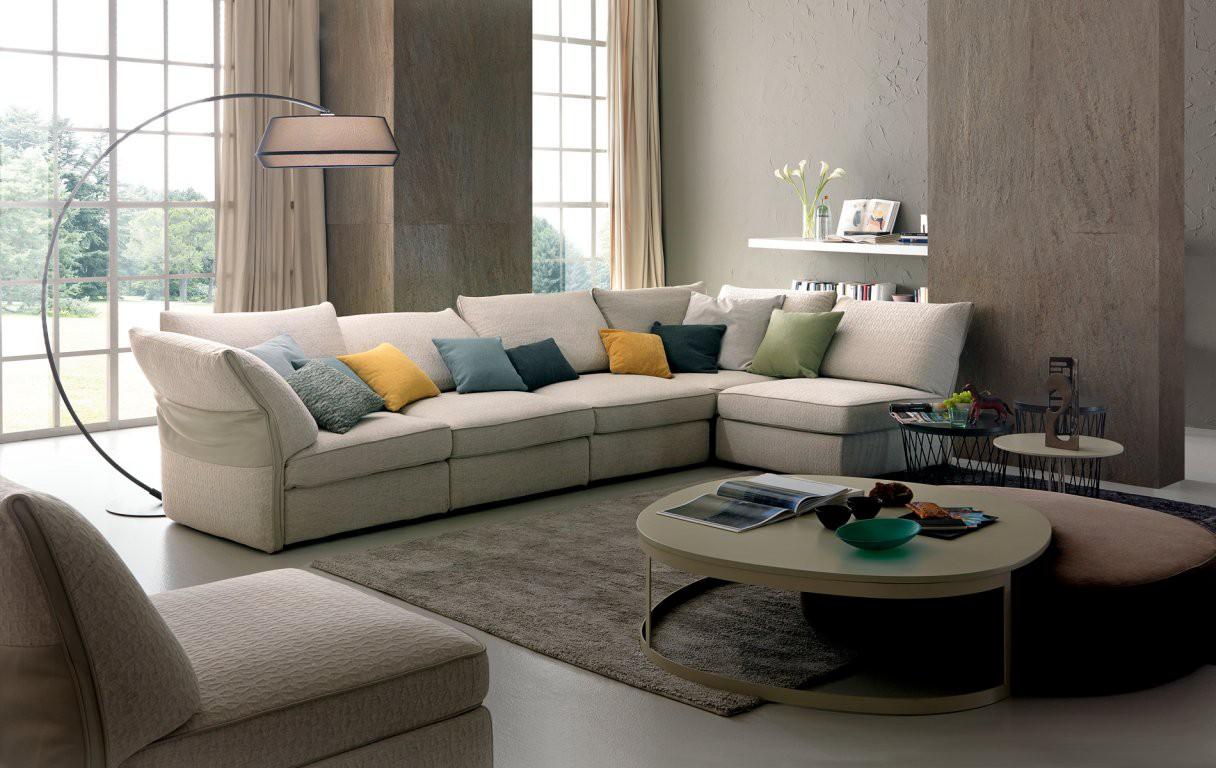 15 mẫu phòng khách đơn giản, hiện đại đậm chất Ý