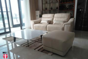 Sofa EE27 & Bàn BaBa – Nhà chị Vân Vinhome Bason Hồ Chí Minh
