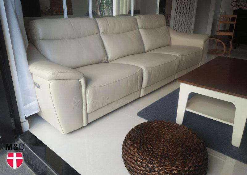 Sofa nhập khẩu EE27 tại nhà chị Hồng