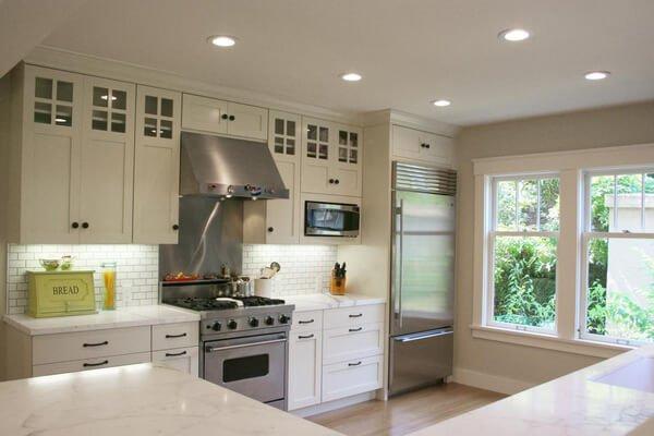 ánh sáng nhà bếp