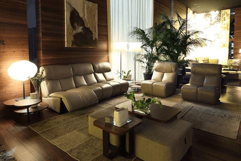 Kê sofa thế nào cho hợp phòng thủy và hút tài lộc
