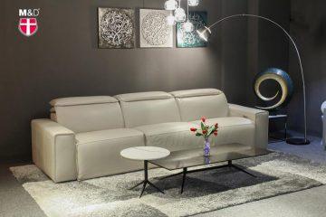Tại sao nên lựa chọn sofa da thật nhập khẩu cao cấp từ Italia?