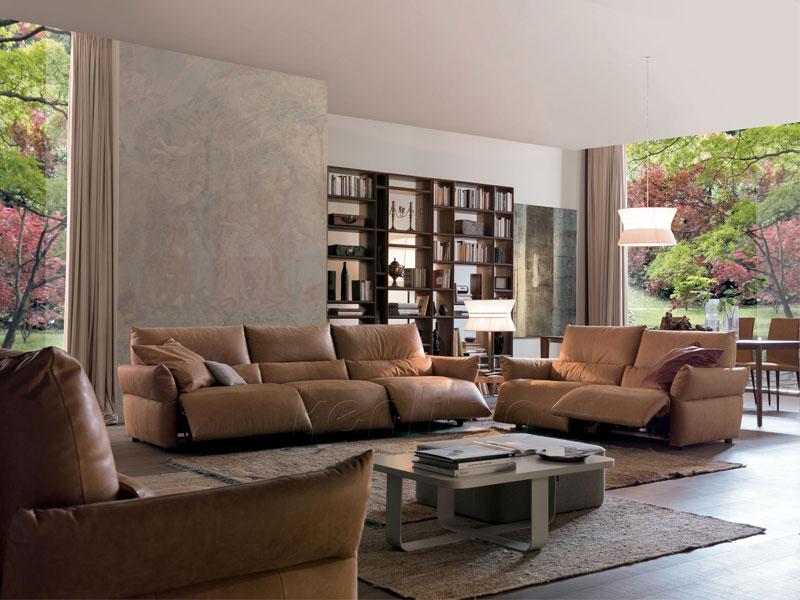 sofa da thật và động cơ thông minh