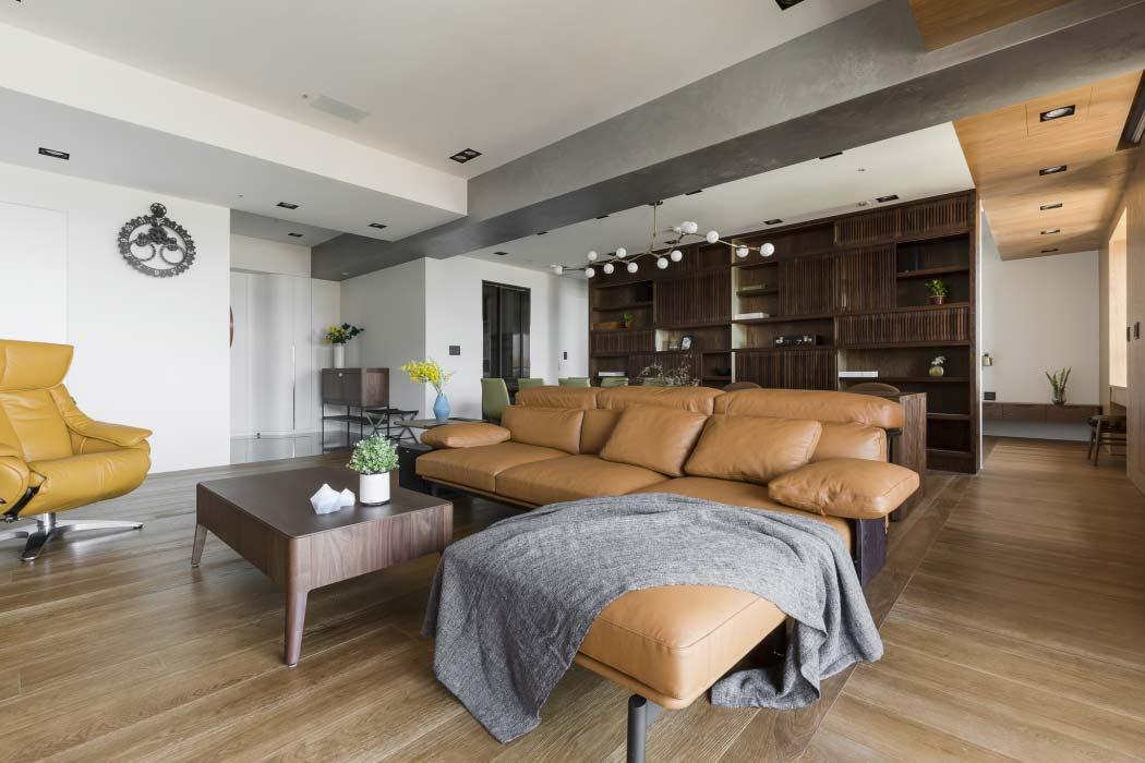 Mẹo hay thiết kế nội thất phòng khách hiện đại dự án Vingroup