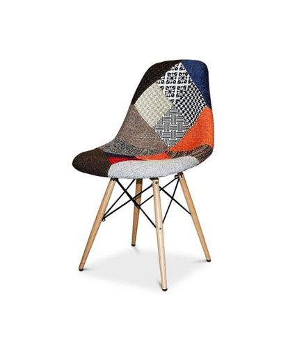 Ghế Eames Side Patchwork5