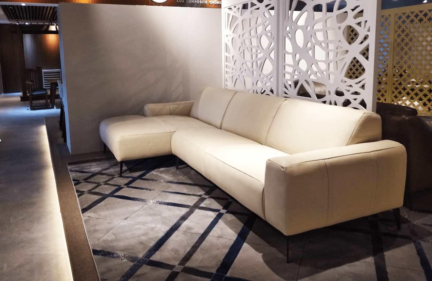 sofa văng chữ L