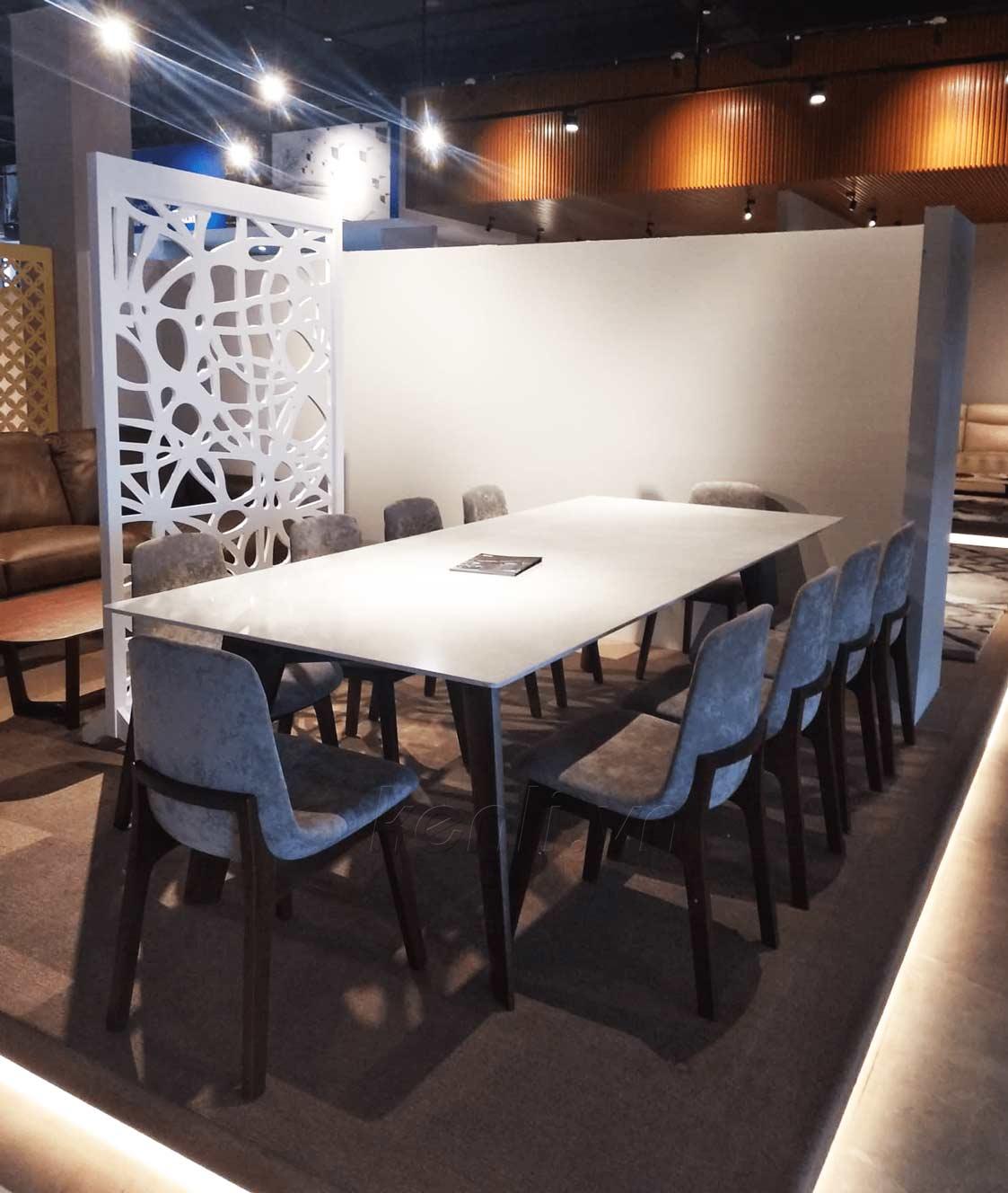 bàn ghế ăn 8 ghế
