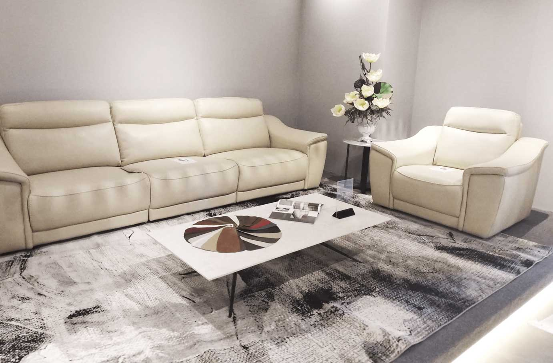 EE27 với chất lượng sofa da thật 100%