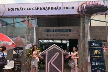 Trải nghiệm ngôi nhà Italia giữa lòng Hà Nội tại triển lãm Vietbuild 2018