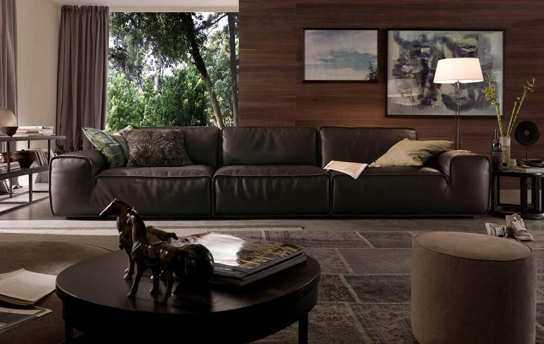 Chateau d'Ax – Bản giao hưởng đầy chất Ý của những chiếc sofa hàng đầu Thế giới