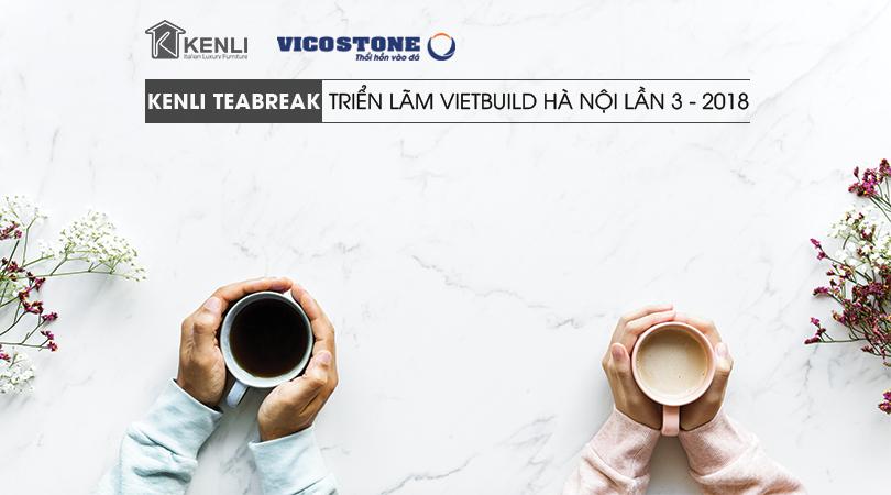 Vietbuild Hà Nội 11/2018