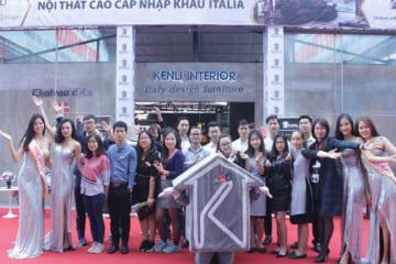 Gian hàng Kenli đón 5000 lượt khách tham quan tại Triển lãm Vietbuild HN lần 3/2018