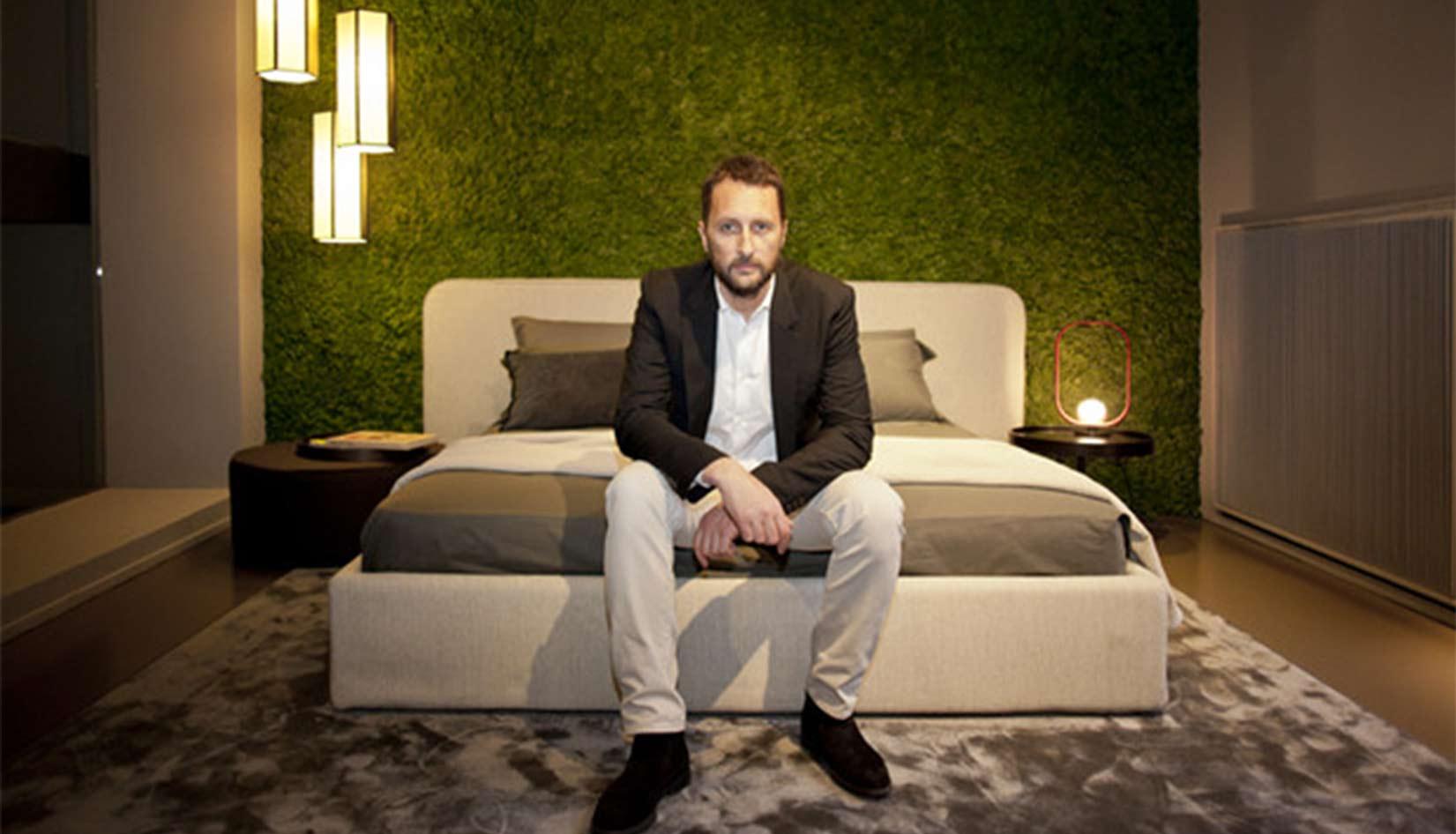 Gặp gỡ Corrado Dotti – Cha đẻ của những thiết kế sofa đẳng cấp hàng đầu Chateau d'Ax