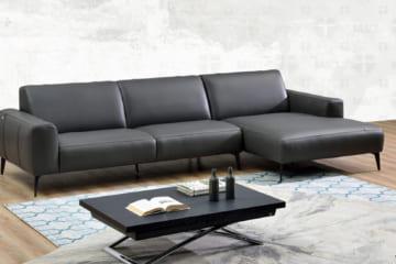 Sofa Sissy E119 – Thách thức không gian phòng khách nhỏ