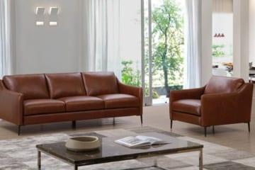 Sofa E130 – Lựa chọn số 1 cho không gian phòng khách chung cư