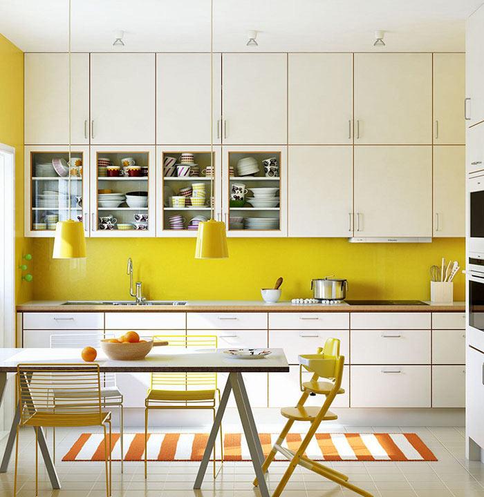 mẫu nhà bếp hiện đại