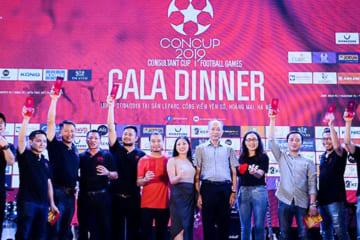 Kenli – Nhà tài trợ Kim cương của Giải đấu CONCUP