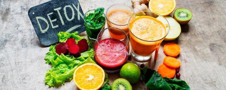 các loại đồ uống làm từ rau củ trái cây