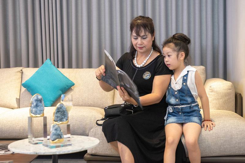 khai trương showroom Kenli Hà Nội