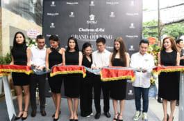 Nội thất Kenli khai trương showroom Chateau d'Ax tại Hà Nội.