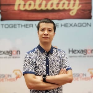 Lưu Việt Thắng – Giảng viên Đại học Mỹ thuật Công nghiệp