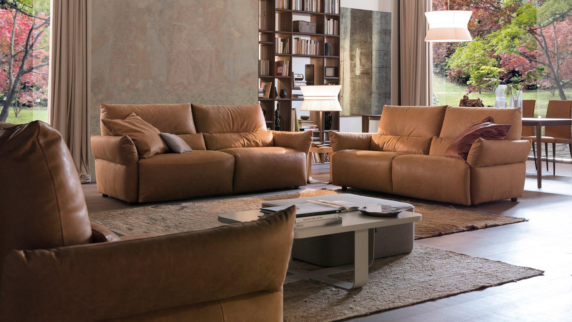 Sofa Emma phù hợp với những phòng khách lớn