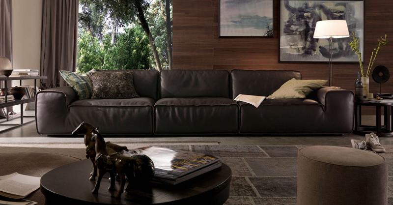 Sofa Avenue - đại lộ quyền lực nhập khẩu Italia