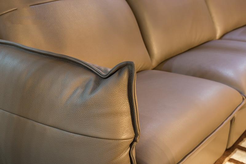 Sofa da thật tại HCM Softy ITALIA