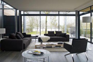 Những ưu điểm của sofa da thật nhập khẩu Italia