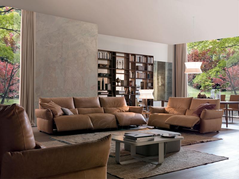 Sofa Emma - bao trọn sự hoàn hảo trong phòng khách