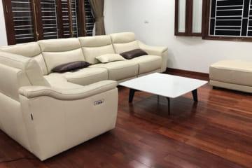 Sofa da EE27 – Anh Ngọc Quang – Hoàng Mai